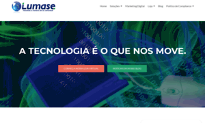 Lumase.com.br thumbnail