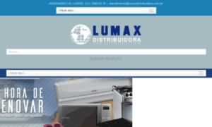 Lumaxdistribuidora.com.br thumbnail