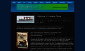 Lusitania.net thumbnail