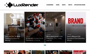 Luxrender.net thumbnail