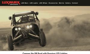 Luxwurx.com thumbnail
