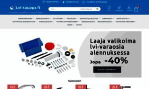 Lvi-kauppa.fi thumbnail