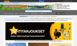 Lvi-tarvikkeet.net thumbnail