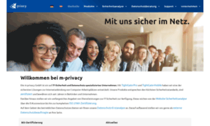 M-privacy.de thumbnail