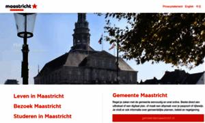 Maastricht.nl thumbnail
