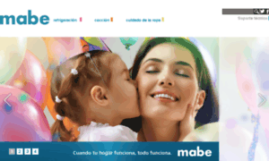 Mabe.com.ar thumbnail