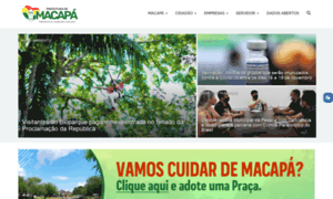 Macapa.ap.gov.br thumbnail