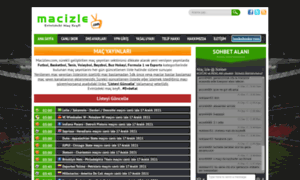 macizlev.net - Macizlev.com  Evinizde Maç Keyfini Yaşayın ve Maç Yayınlarını İzleyin