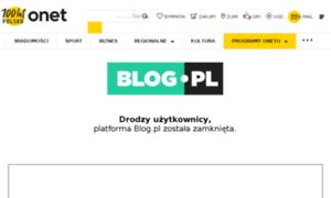 Madamecroft.blog.pl thumbnail