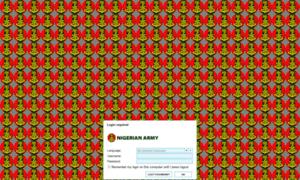 Mail.army.mil.ng thumbnail