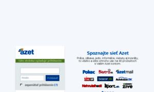 Mail.azet.sk thumbnail