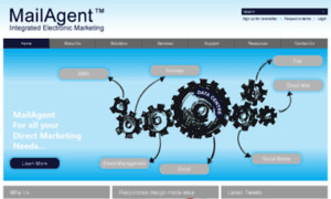 Mailagent.net thumbnail