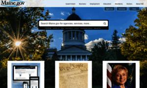 Maine.gov thumbnail