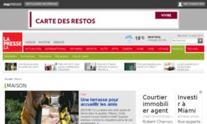 Maison.lapresse.ca thumbnail