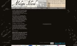 Malagaislandmaine.org thumbnail