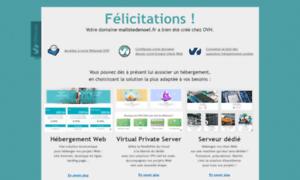 Malistedenoel.fr thumbnail