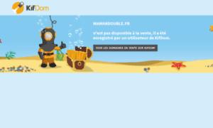 Mamandouble.fr thumbnail