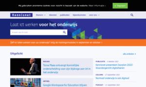 Managervo.kennisnet.nl thumbnail