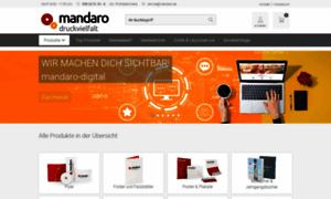 Mandaro.de thumbnail
