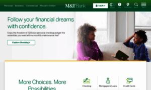 Mandtbank.com thumbnail