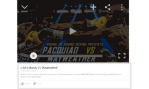 Mannyvsmayweather.us thumbnail