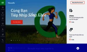 Manulife.com.vn thumbnail