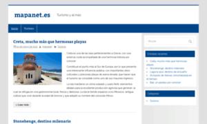 Mapanet.es thumbnail