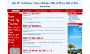 Mapoftravelmaps.com thumbnail