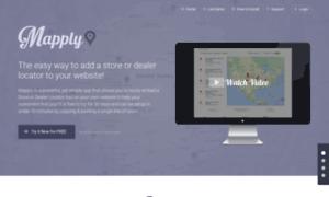 Mapply.net thumbnail