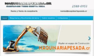 Maquinariapesada.cr thumbnail