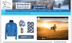 Maratonbieszczadzki.pl thumbnail