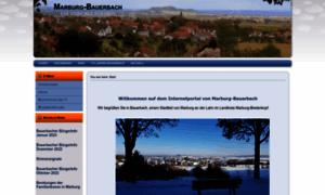 Marburg-bauerbach.de thumbnail
