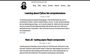 Marcusoft.net thumbnail