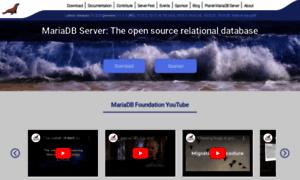 Mariadb.org thumbnail