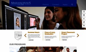 Marianopolis.edu thumbnail
