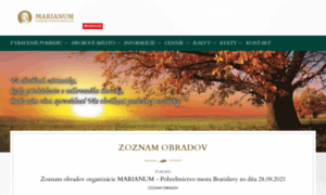Marianum.sk thumbnail