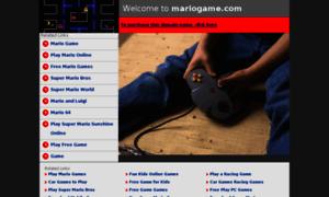 Mariogame.com thumbnail
