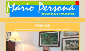 Mariopersona.com.br thumbnail