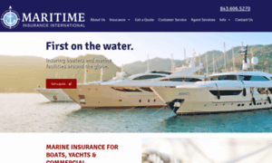 Maritimeinsurance.us thumbnail