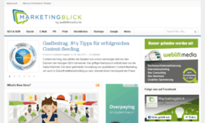 Marketingblick.de thumbnail