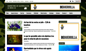 Marketingguerrilla.es thumbnail