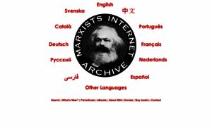 Marxists.org thumbnail