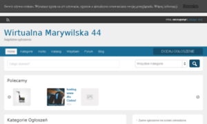 Marywilska44.sklep.pl thumbnail