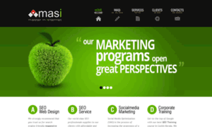 Masi.co.in thumbnail