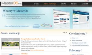 Masteros.net thumbnail