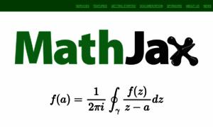 Mathjax.org thumbnail