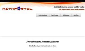 Mathportal.org thumbnail