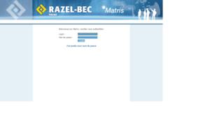 Matris.razel-bec.fr thumbnail