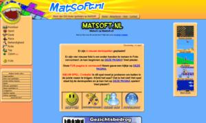 Matsoft.nl thumbnail