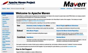 Maven.apache.org thumbnail
